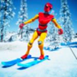 机器人滑雪安卓版
